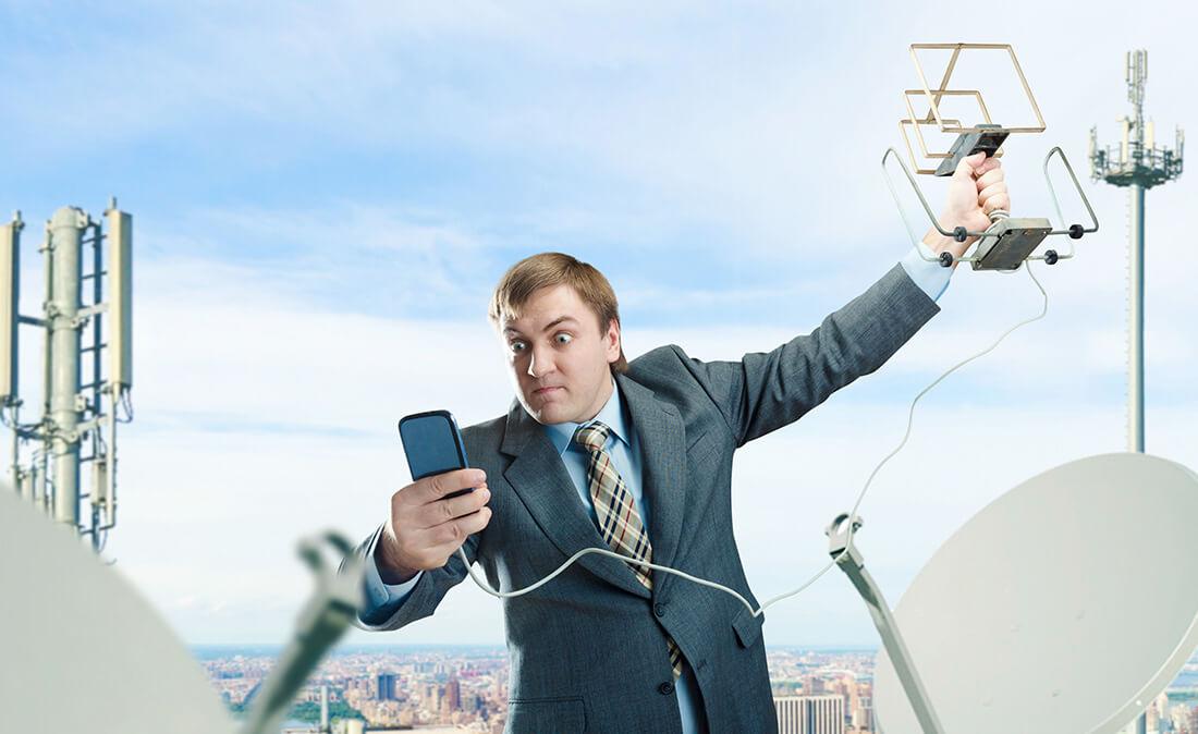 wzmacniacze sygnału GSM